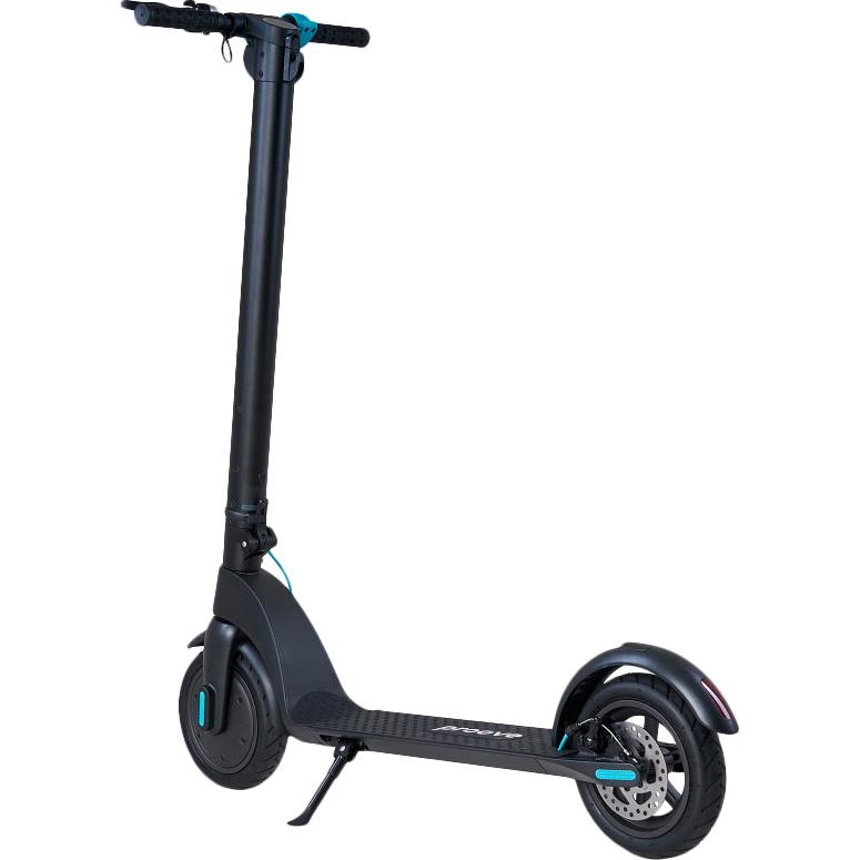Электросамокат PROOVE X-City Black/Blue Максимальная скорость, км/ч 25