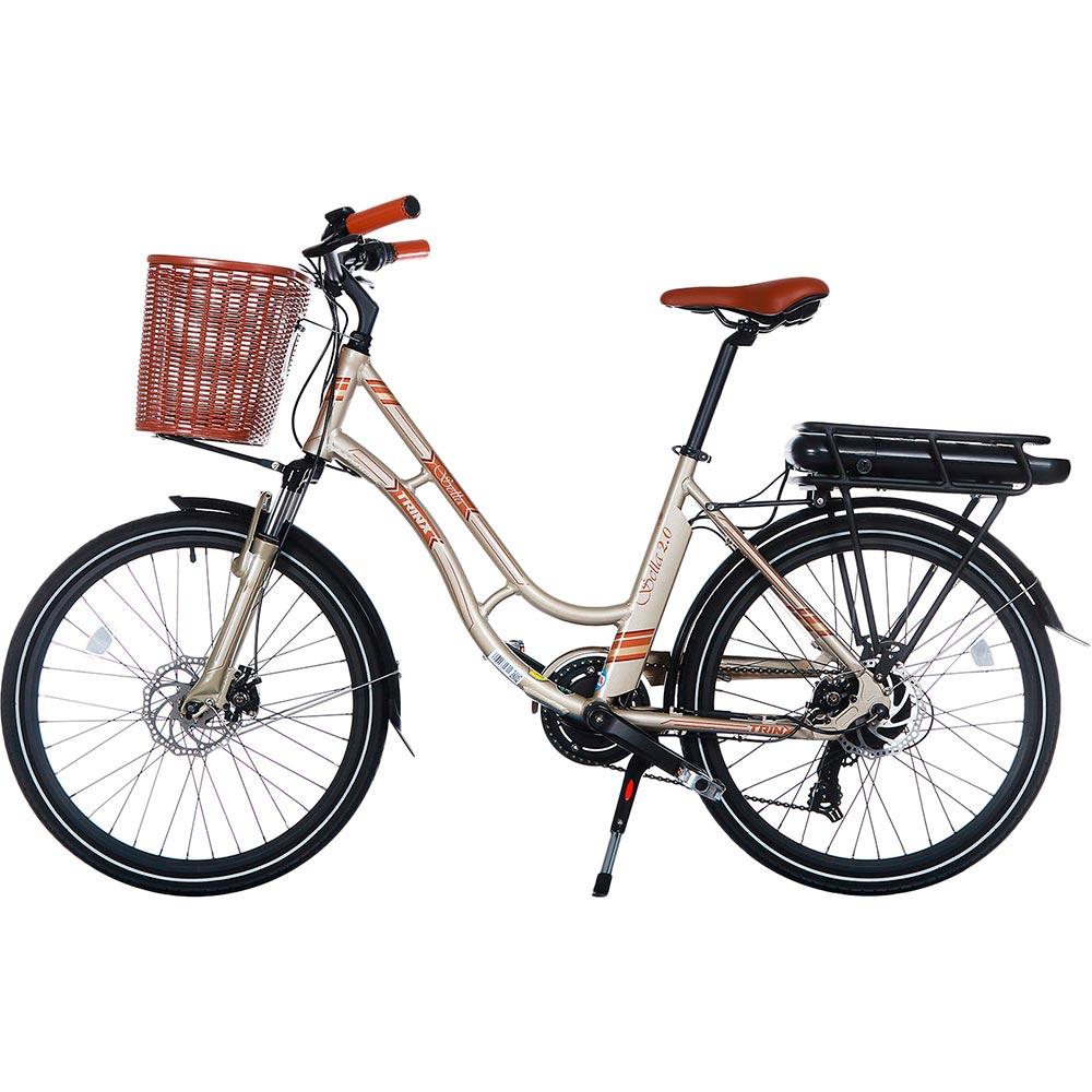 Электровелосипед TRINX E-Bike Sella 2.0 17 Champagne-Gold Максимальная мощность, Вт 250