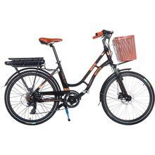 Електровелосипед TRINX E-Bike Sella 2.0 17 Black