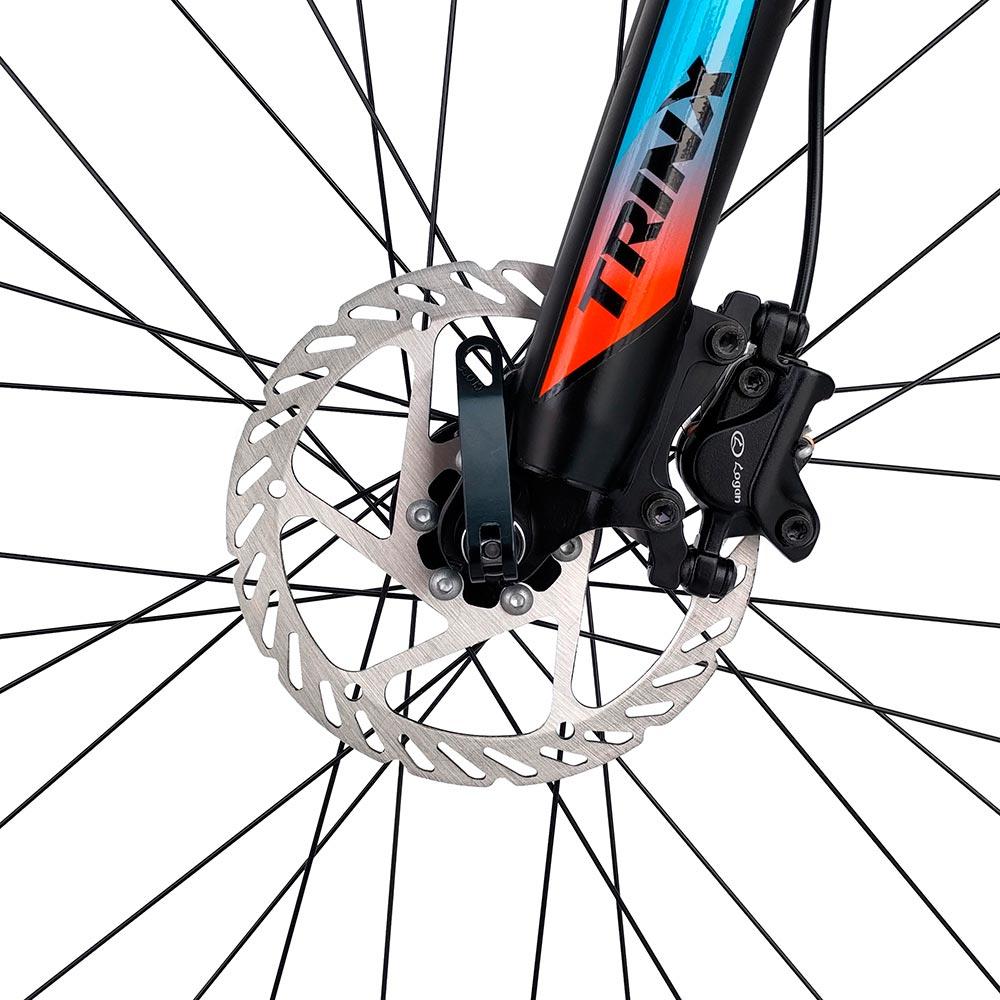 Электровелосипед TRINX E-Bike X1E 17 Matt-Black-Red-Blue (X1EMBRB) Максимальная скорость, км/ч 30