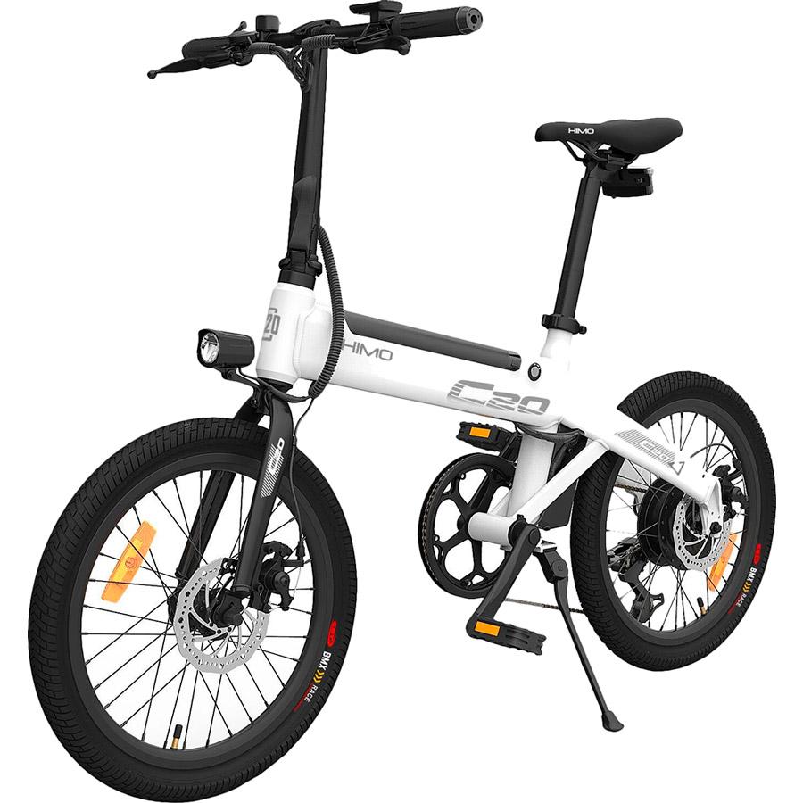 Електровелосипед HIMO C20 White