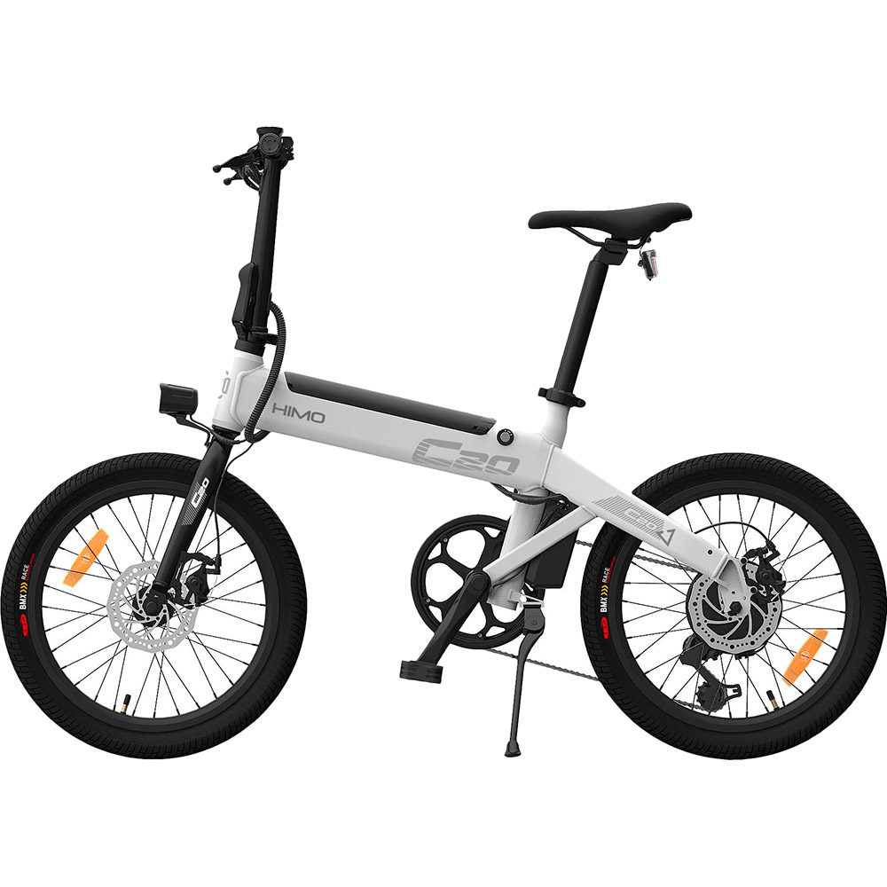Електровелосипед HIMO C20 White Максимальна потужність, Вт 250