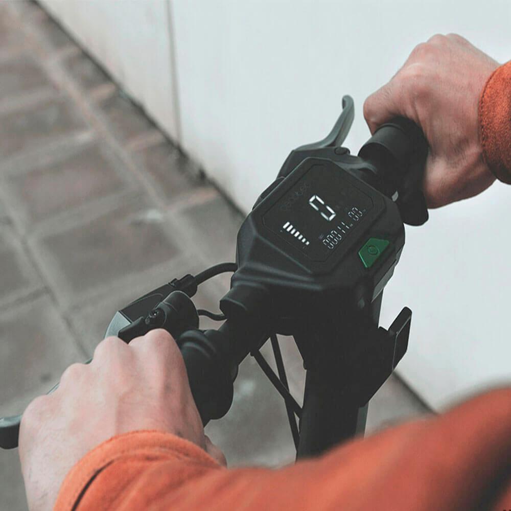 Электросамокат CECOTEC Bongo Z Off Road Dark Green Максимальная мощность, Вт 500