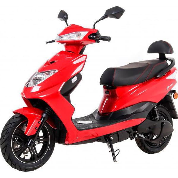 Електроскутер YADEA EM215 Red (1604580)