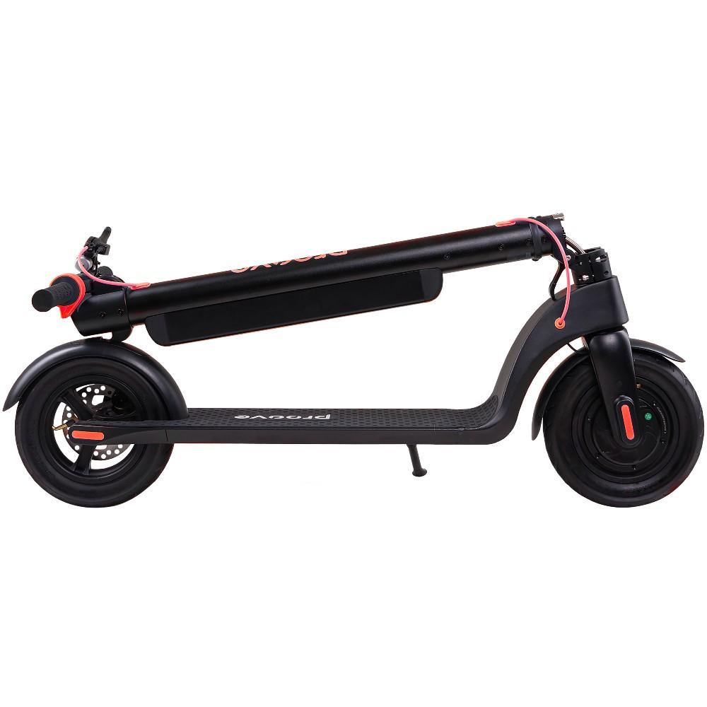 Электросамокат PROOVE X-City pro Black/Red Максимальная мощность, Вт 350