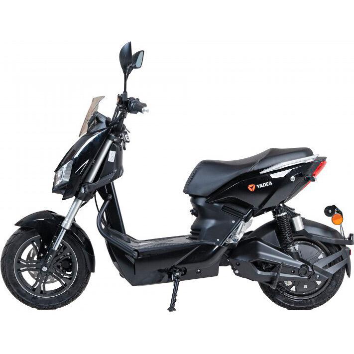 Електроскутер YADEA Z3 Black Максимальна потужність, Вт 1800