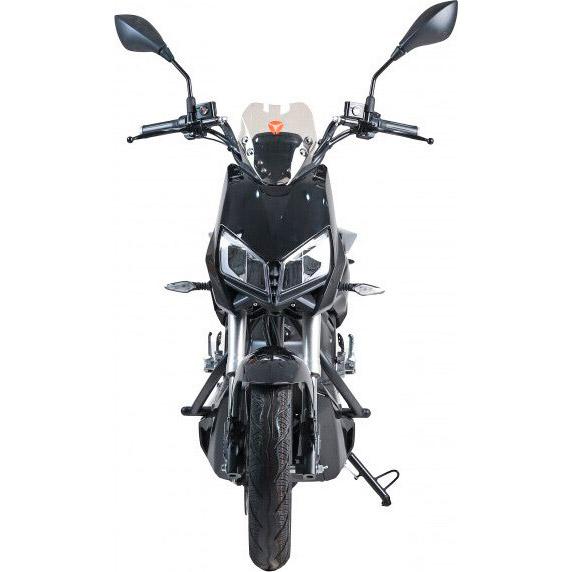 Електроскутер YADEA Z3 Black Максимальна швидкість, км/г 50