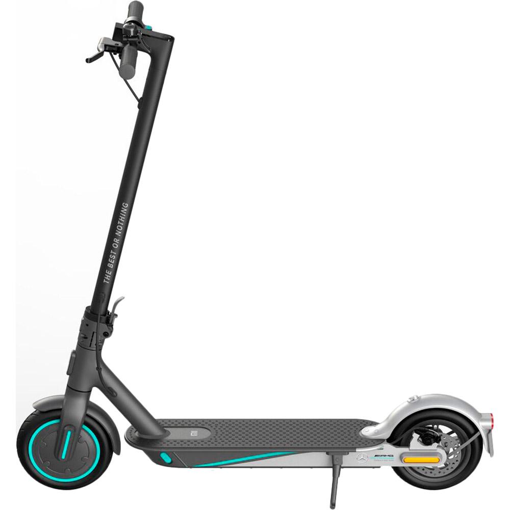 Электросамокат XIAOMI Mi Electric Scooter Pro 2 Mercedes-AMG F1 Ed Максимальная скорость, км/ч 25
