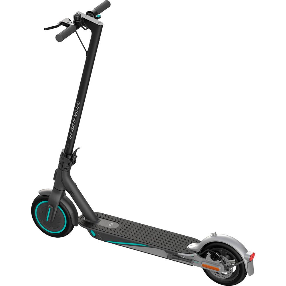Электросамокат XIAOMI Mi Electric Scooter Pro 2 Mercedes-AMG F1 Ed Запас хода, км 45