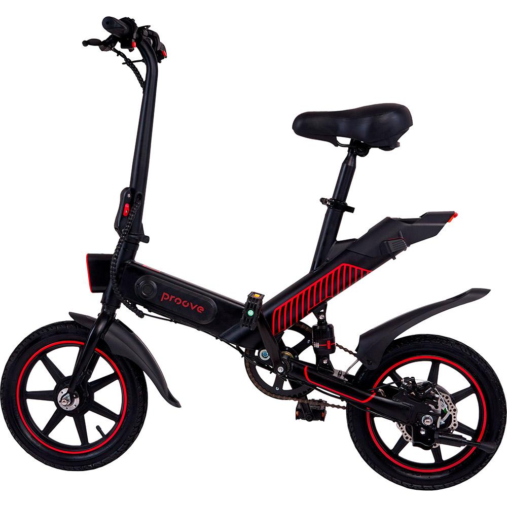 Электровелосипед PROOVE Sportage Black Red (31685) Максимальная мощность, Вт 350