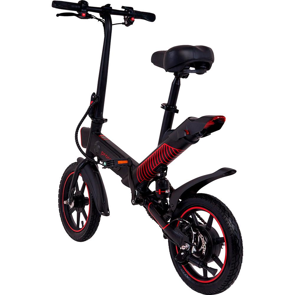 Электровелосипед PROOVE Sportage Black Red (31685) Максимальная скорость, км/ч 25