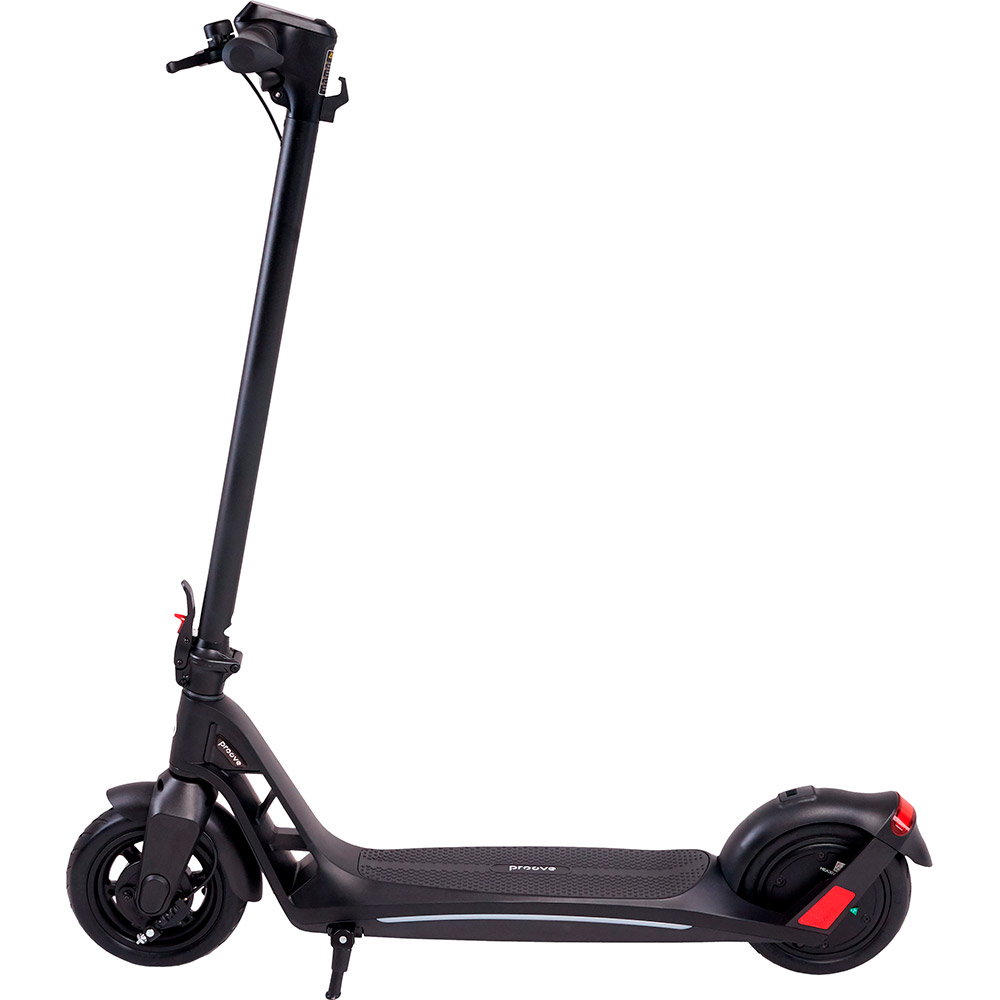 Электросамокат PROOVE X Black (31686) Максимальная скорость, км/ч 30