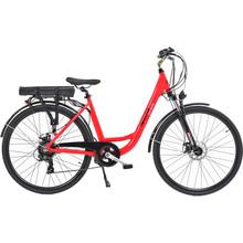 Электровелосипед MAXXTER CITY Elite Red
