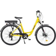 Электровелосипед MAXXTER CITY Elite Yellow