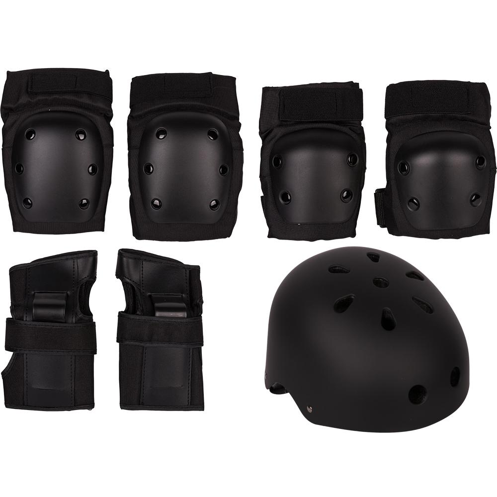 Набор защиты BRAVIS SK+ размер L (black)
