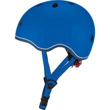Шлем GLOBBER EVO LIGHTS 45-51 см XXS/XS Blue с фонариком (506-100)