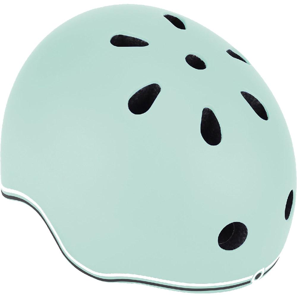 Фото 2 Шлем GLOBBER GO UP LIGHTS XXS/XS Green с фонариком (506-206)