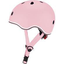 Шлем GLOBBER GO UP LIGHTS XXS/XS Pink с фонариком (506-210)