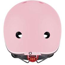 Шолом GLOBBER GO UP LIGHTS XXS/XS Pink з ліхтариком (506-210)