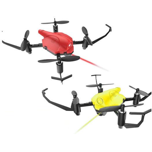 Бій квадрокоптеров на р/у Wowitoys Battle Drone (WWT-H4816S)