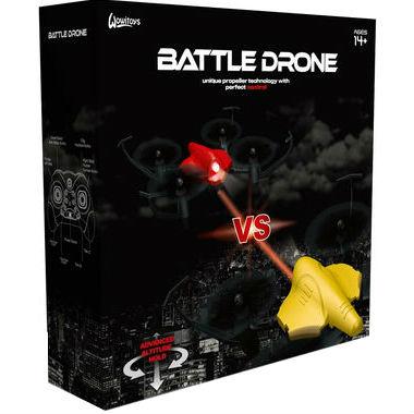 Бій квадрокоптеров на р/у Wowitoys Battle Drone (WWT-H4816S) Керування пульт
