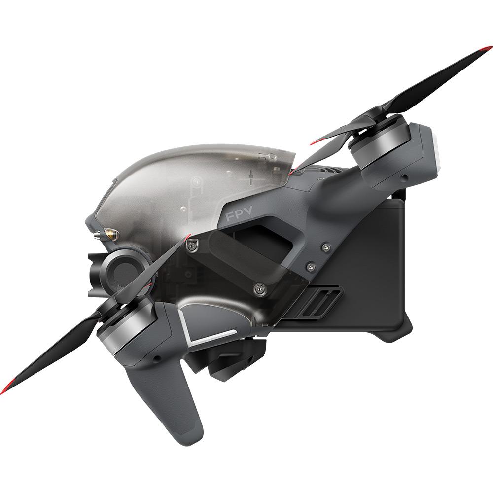 Квадрокоптер DJI FPV Combo (CP.FP.00000002.01) Особенности GPS навигация