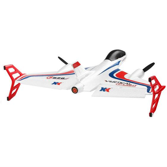 Самолет XK VTOL X-520 Тип мотора электрический, бесколлекторный