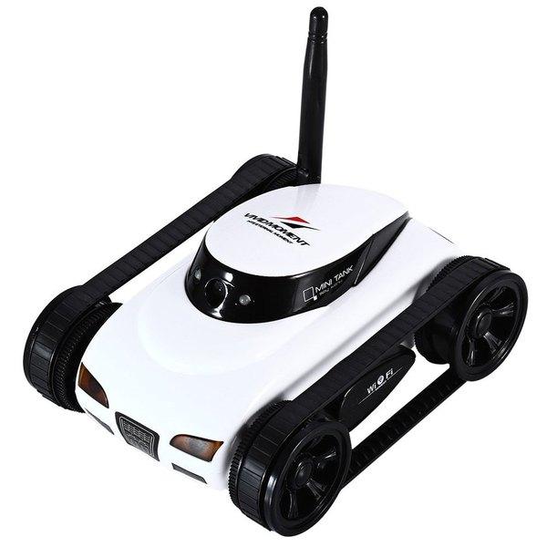 Танк-шпион HAPPY COW WiFi I-Spy Mini с камерой (HC-777-270)
