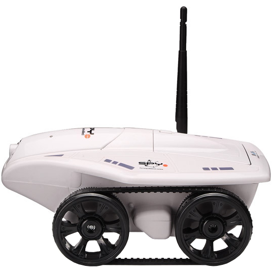 Танк-шпион HAPPY COW WiFi I-Tech с камерой (HC-777-325) Комплектация RTR