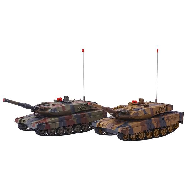 Танковый бой р/у  HUAN QI 1:24 558