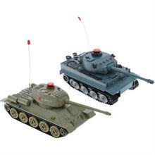 Танк HUANQI HuanQi 555 Tiger vs Т-34 (HQ-555)