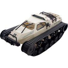 Танк на р/у Pinecone Model Military Police 1:12 белый (SG-1203W)