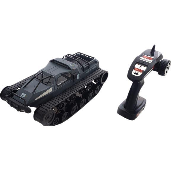 Танк на р/у Pinecone Model Military Police 1:12 серый (SG-1203G) Масштаб 1:12