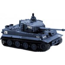 Танк на р/у GREAT WALL TOYS 1:72 Tiger со звуком (GWT2117-4)