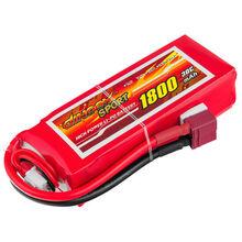 Акумулятор DINOGY Li-Pol 1800mAh 11.1 V 3S 30C T-Plug (DLC-3S1800D-T)