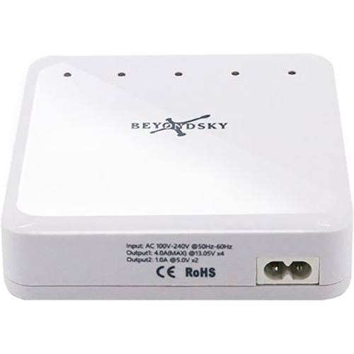 Інтелектуальний зарядний пристрій BEYONDSKY Multi для DJI Mavic Pro (CH980192) Розміри 124 х 120 х 40
