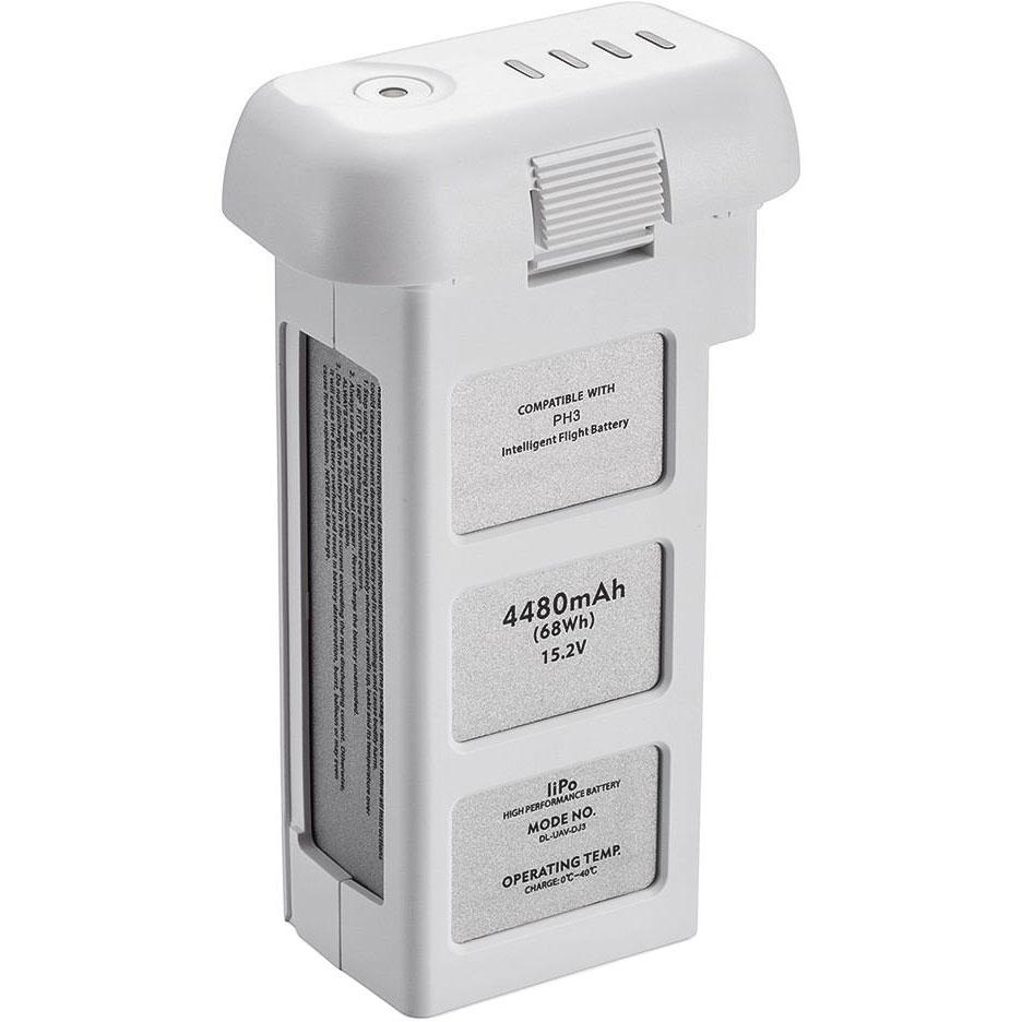 Aккумулятор POWERPLANT DJI Phantom 3 Li-po 4480mAh (CB970285)