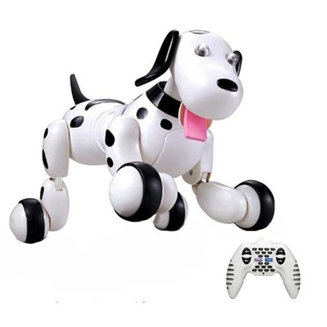 Робот-собака на р/у HAPPY COW Smart Dog (HC-777-338b) Вид зарядки USB