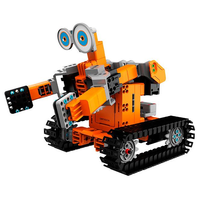 Робот UBTECH JIMU Tankbot (6 servos) Додатково 1 ІК (інфра кравный) датчик