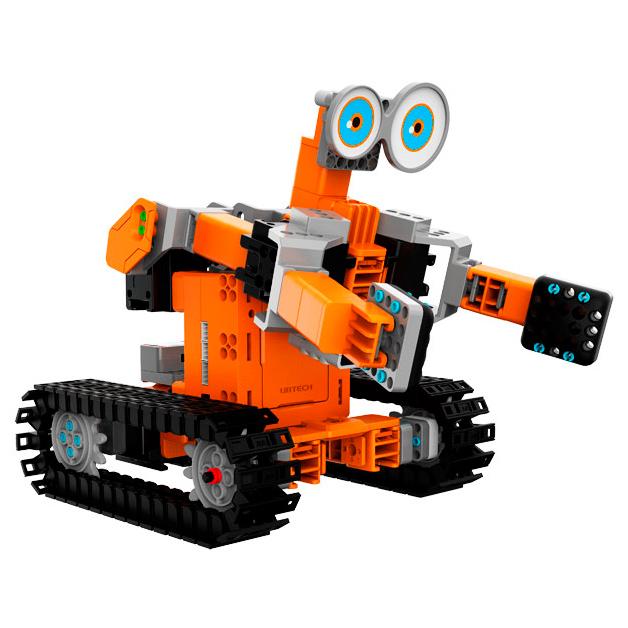 Робот UBTECH JIMU Tankbot (6 servos) Програмування Scratch