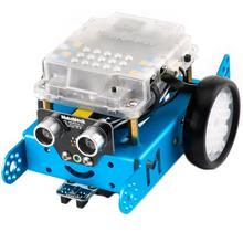 Робот-конструктор MAKEBLOCK mBot v1.1 BT Blue (09.00.53)