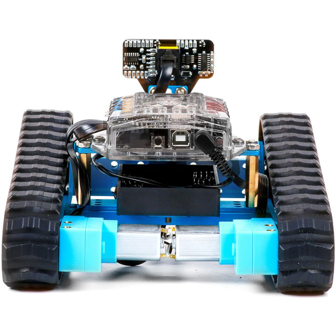 Робот-конструктор MAKEBLOCK mBot Ranger BT (09.00.92) Питание батарейки