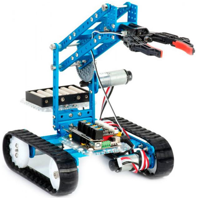 Робот-конструктор MAKEBLOCK Ultimate v2.0 Robot Kit (09.00.40) Питание батарейки