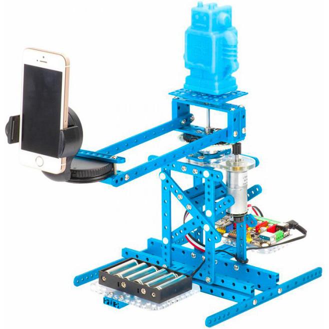 Робот-конструктор MAKEBLOCK Ultimate v2.0 Robot Kit (09.00.40) Цвет синий