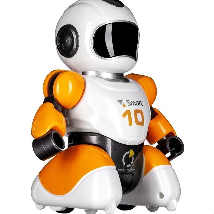 Набор SAME TOY Робо-футбол на радиоуправлении (3066-AUT) Комплектация робот х 2, поле, ворота, пульт ДУ х 2, мяч х 2