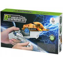 Робот-конструктор SAME TOY Авто на динамо-машині (DIY006UT)