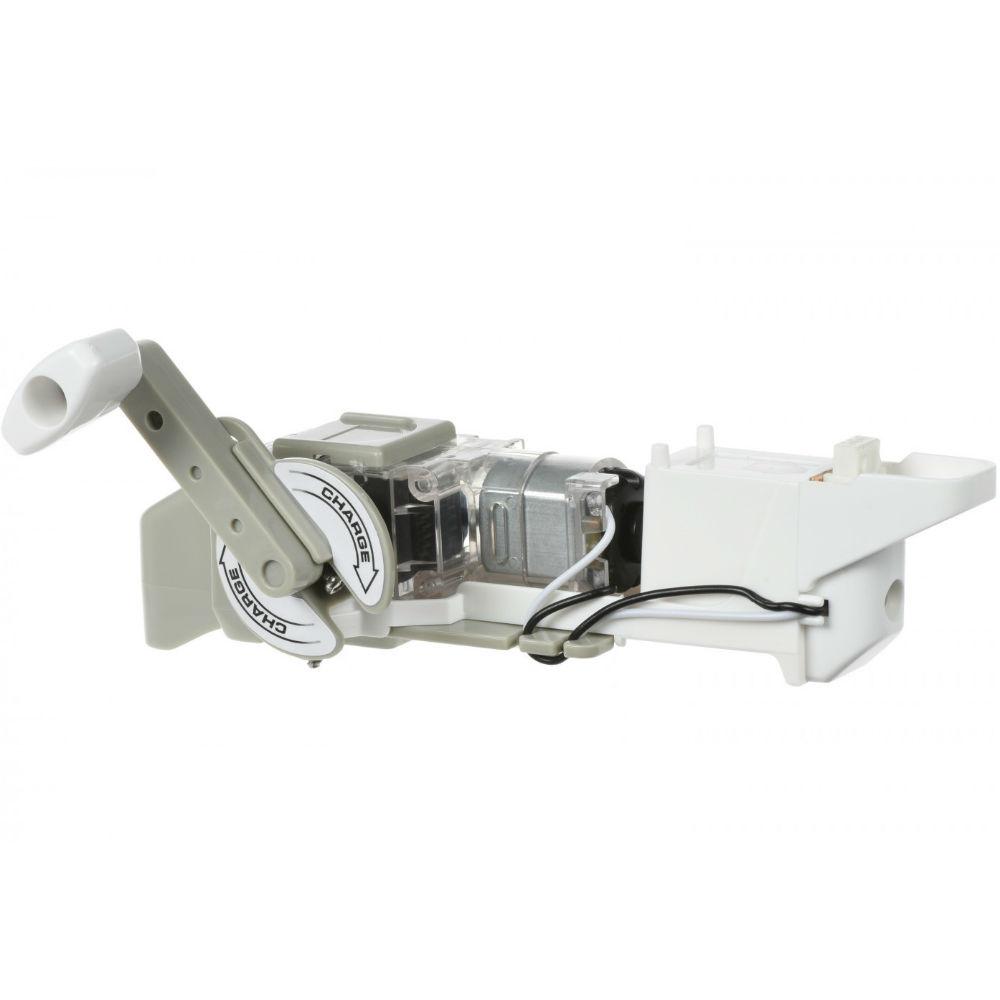 Робот-конструктор SAME TOY Авто на динамо-машині (DIY006UT) Комплектація набір деталей для складання, інструкція