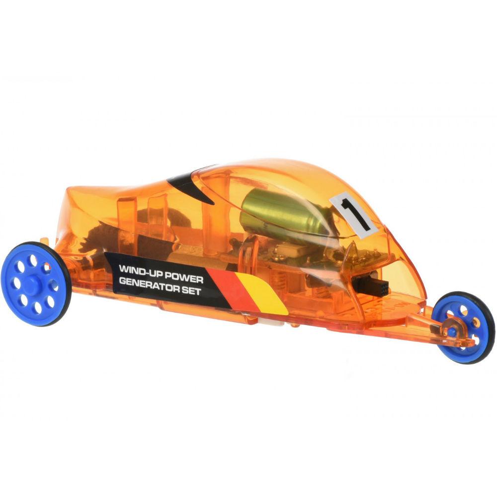 Робот-конструктор SAME TOY Авто на динамо-машині (DIY006UT) Розміри, см упаковка 38 х 17 х 5