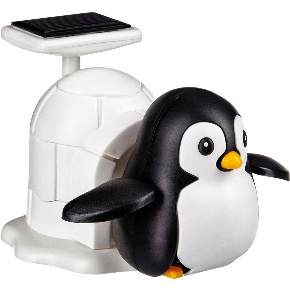 Робот-конструктор SAME TOY Сонячний Пінгвін (2119UT) Вид зарядки від сонячної енергії