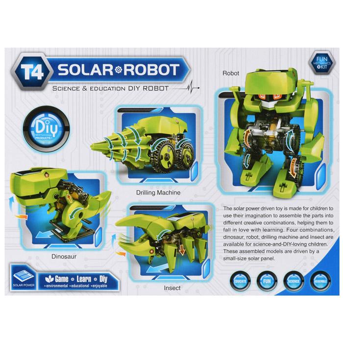 Робот-конструктор SAME TOY Динобот 4 в 1 (2125UT) Вікова група, років від 8